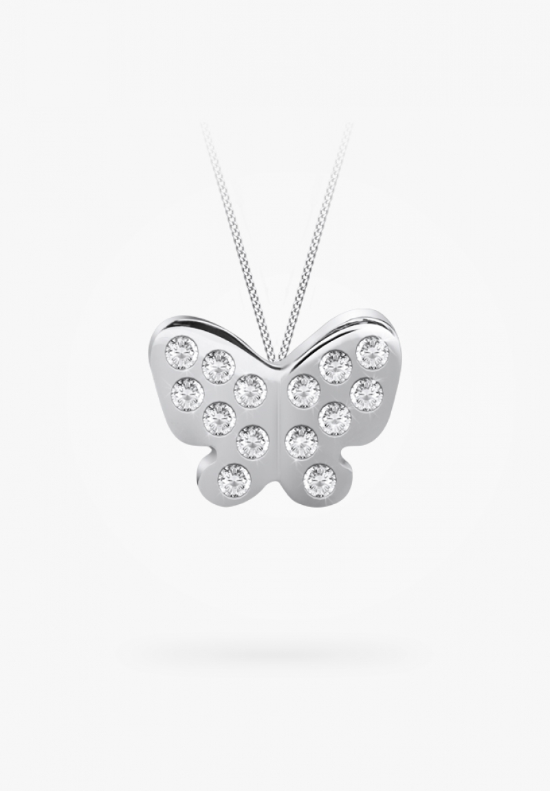 PENDENTIF PAPILLON_OR BLANC_10 DIAMENTS2