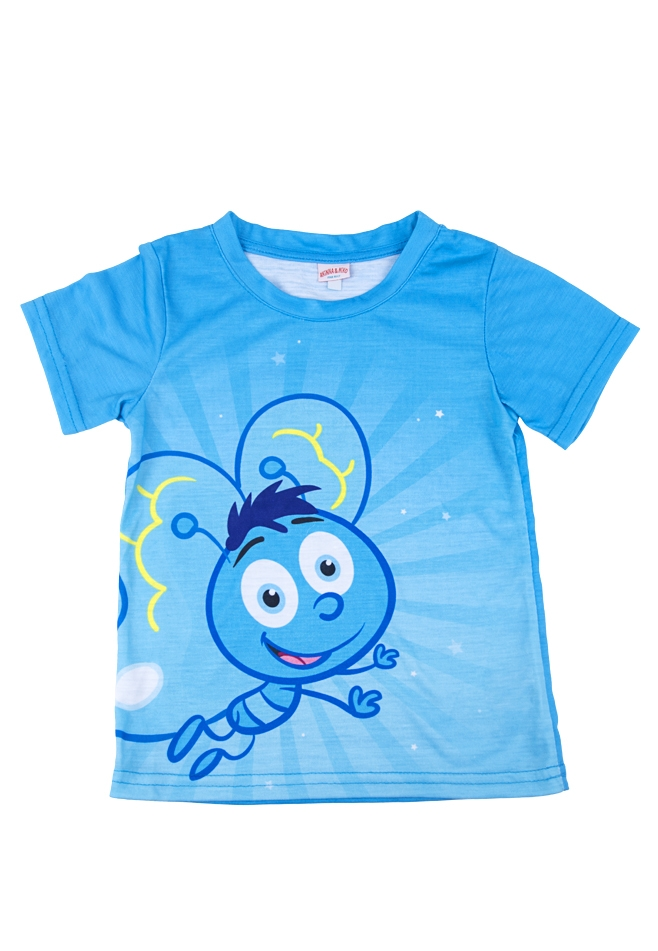T-shirt Surprise Actifly, manches courtes
