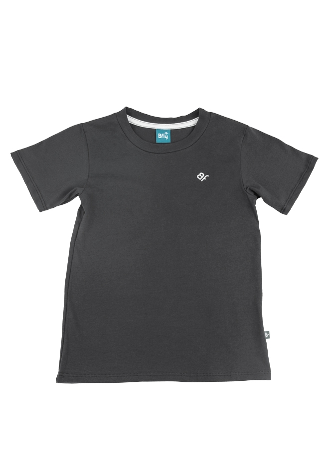 T-shirt simple Bfly, manches courtes