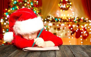 READING: THE BENEFITS OF WRITING TO SANTA